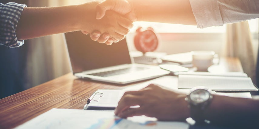 A business partnership